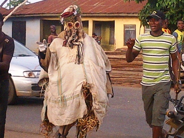 masquerade followers killed kogi