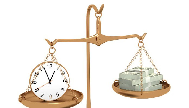 What Should You Choose: Time or Money?