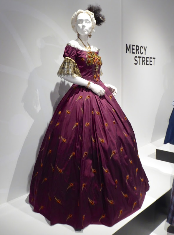Jane Green Mercy Street gown