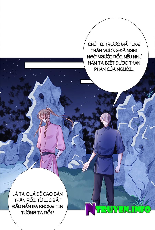 Hoàng phi 9000 tuổi chap 18 - Trang 19