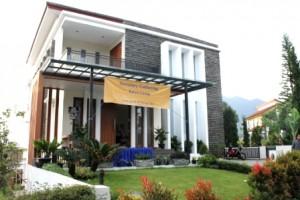 villa untuk reunian di lembang bandung