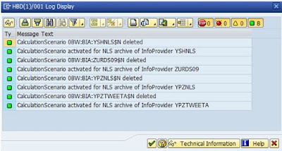 Increasing the SAP-NLS Performance