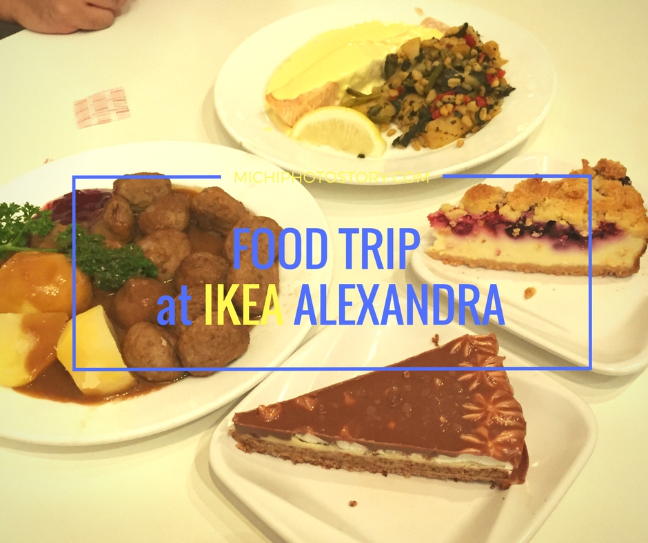 Michi Photostory: Food Trip at IKEA Alexandra