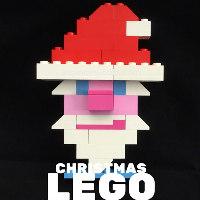 Image of my Lego Santa