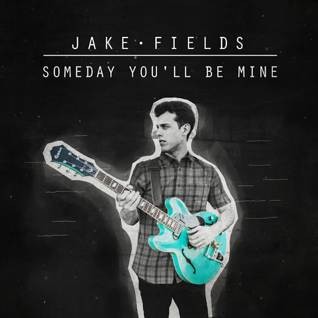 Jake Fields Unveils New EP 'Someday You'll Be Mine'
