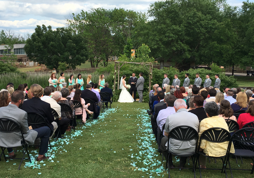 Tulsa Zoo Wedding Venues
