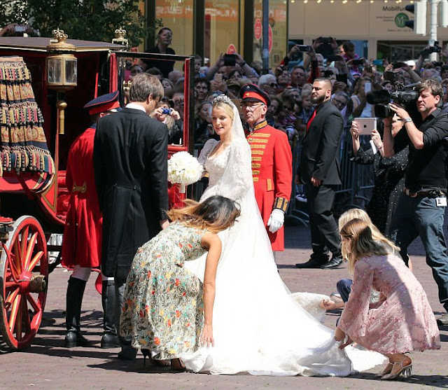Royal Family Around the World: Wedding Of Prince Ernst August Of ...
