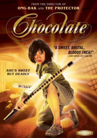 Chocolate 2008 BRRip 650MB Hindi Dubbed UNRATED 720p