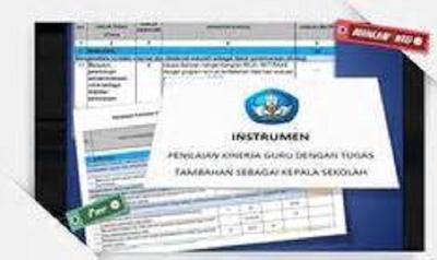 Download Instrumen Supervisi Pembelajaran Kurikulum 2013