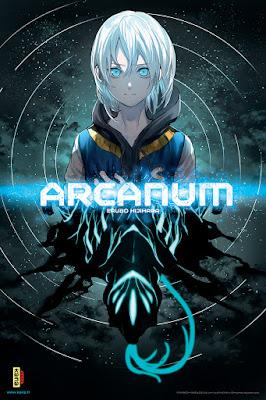 Arcanum - tome 1 - Ilya et son Arcanum