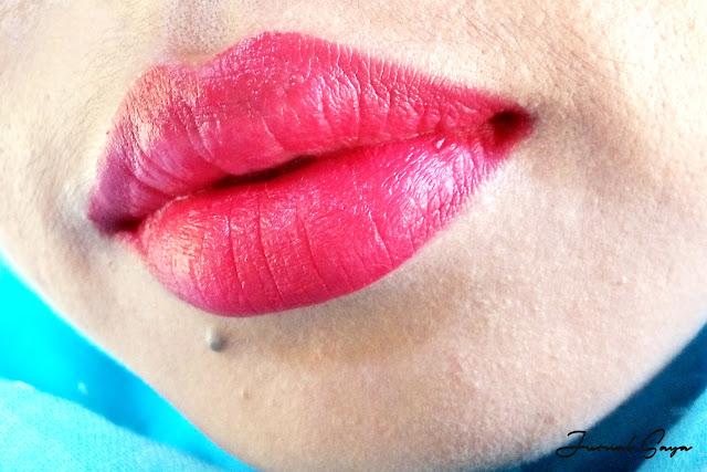 odessa matte lipstick 702