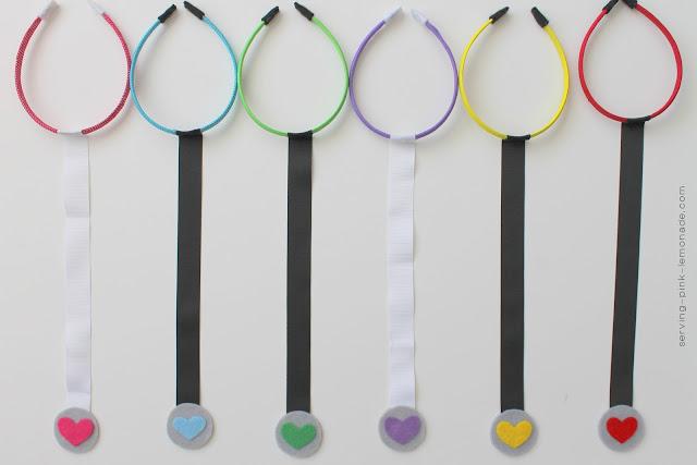 DIY Toy Stethoscope, Doc McStuffins, Veterinarian, Felt, Party Favor, Doctor