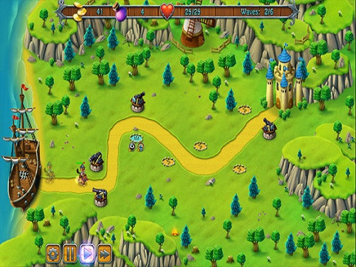 Medieval Defenders Game Free Download