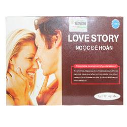Ngọc Đế Hoàn (Love Story) Thực phẩm chức năng tăng cường sinh lý nam giới