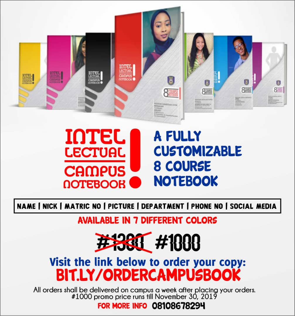 Get your intellect Notebook @#1000