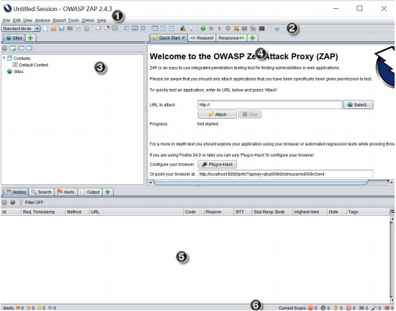 TechSoulJour: OWASP ZAP Tool : Security testing tool with