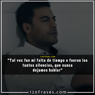 Carlos Rivera romantico