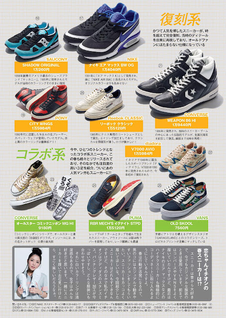 Ren Ishikawa 石川恋 Sneaker スニーカー 04