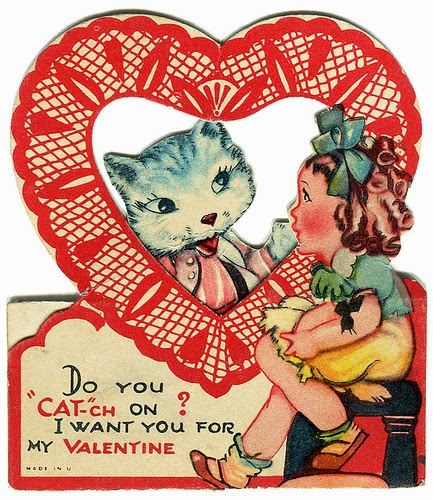 Funny Vintage Valentine S Day Cards Vintage Everyday