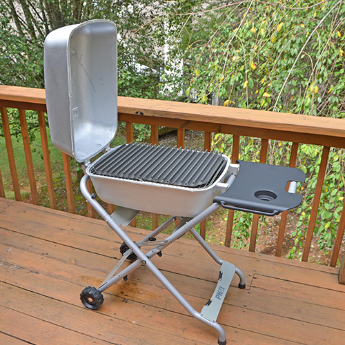 Review of the PK Grill that I got for my birthday.