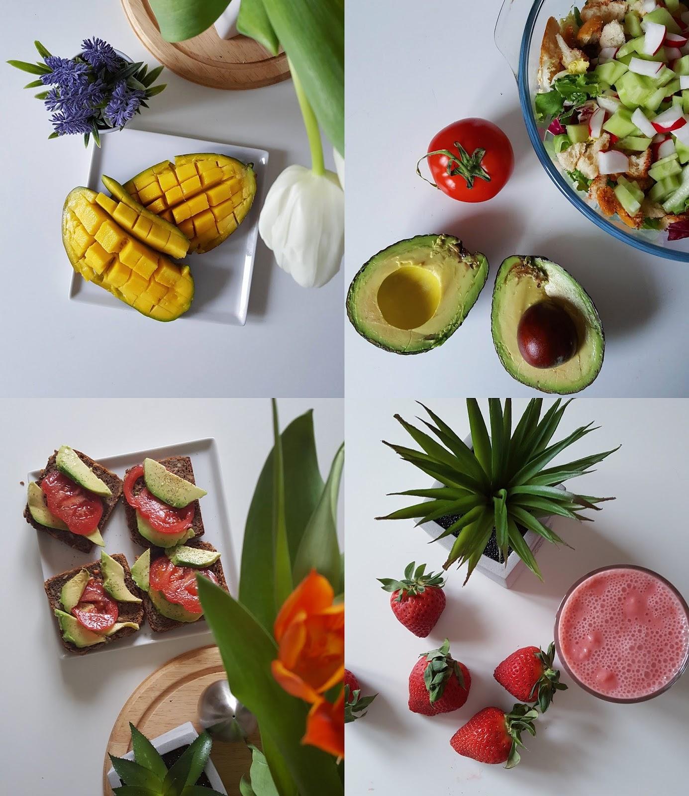 pomysły na smacznie śniadanie