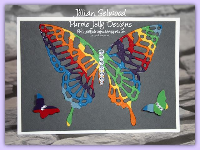 Elegant Eggplant, Tempting Turquiose, Marina Mist, Cucumber Crush, Daffodil Delights, Tangerine Tango cardstock
