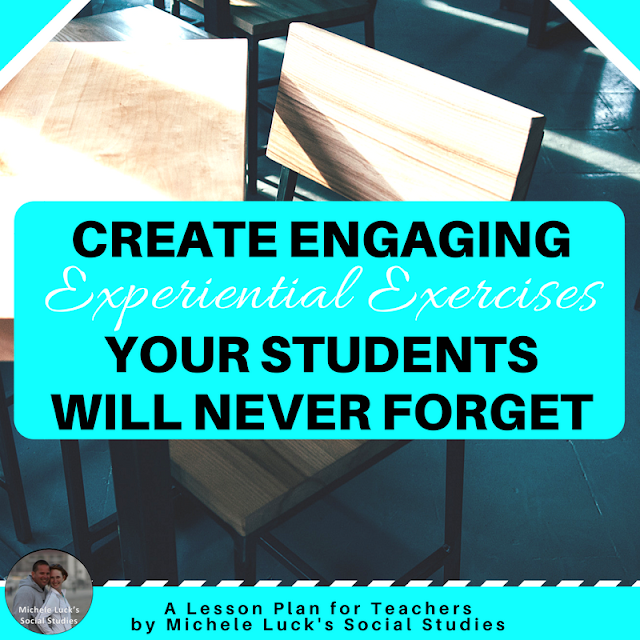 Finding lessons that will engage students and ones they will remember can be a challenge. These ideas will help you transform your middle or high school classroom. And the WWI step-by step is incredible!