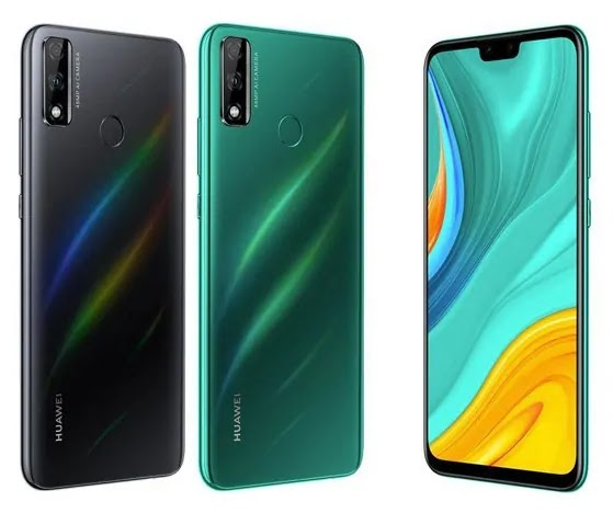 HUAWEI Y8S OFICIAL