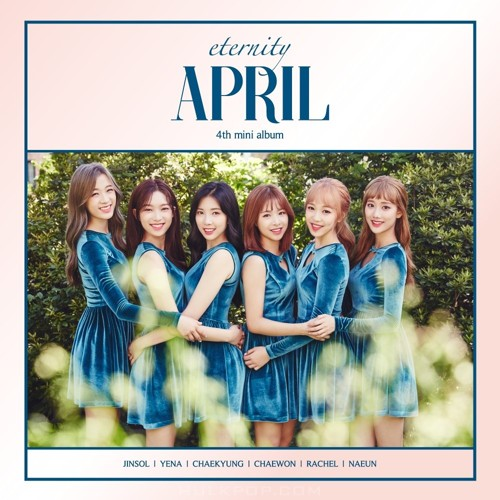 APRIL – 4th Mini Album `eternity` (ITUNES PLUS AAC M4A)
