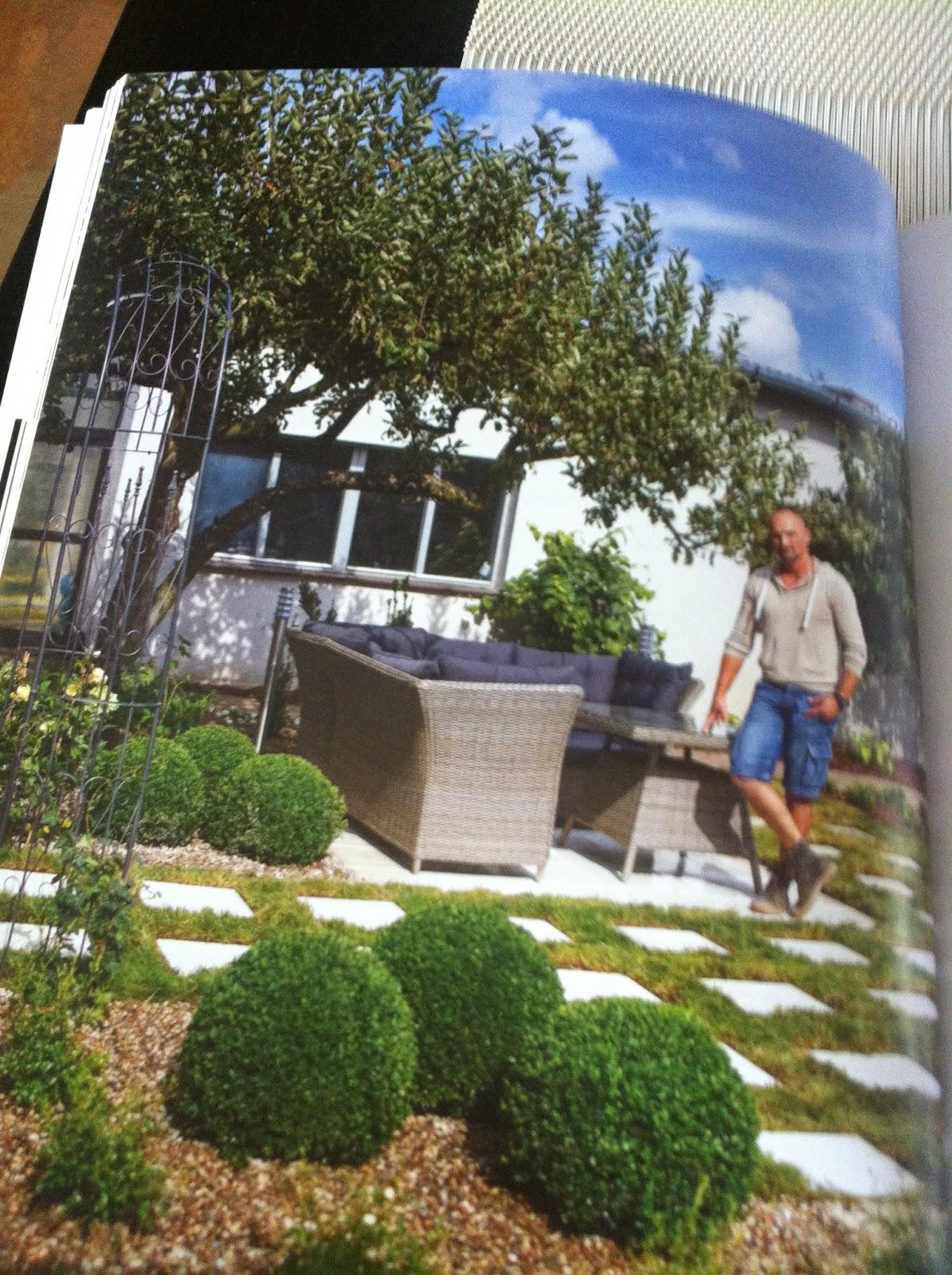 Anna - moje książki: Odlotowy ogród - Dominik Strzelec