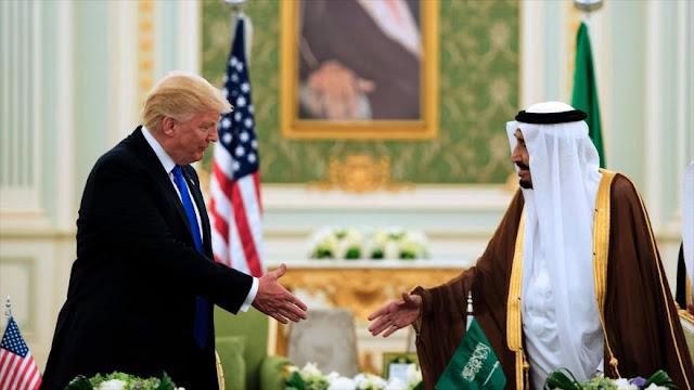 Pentágono aprueba acuerdos militares con Riad por $1400 millones