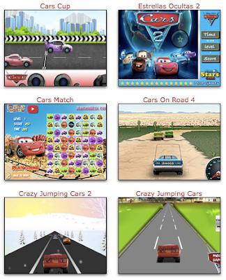 juegos de carreras de rayo mcqueen de cars