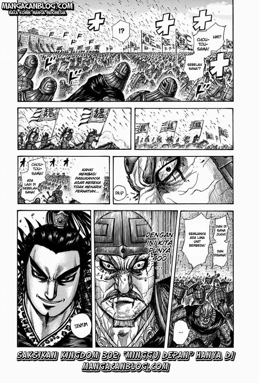 Baca Komik Manga Kingdom Chapter 301 Komik Station