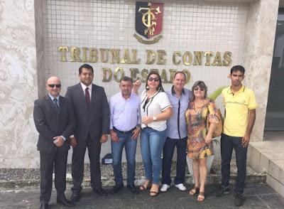 TCE-PB aprova as prestações de contas de Parari do ano de 2014