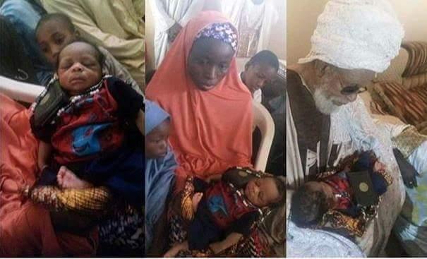 Masya Allah, Keajaiban Terjadi Lagi, Seorang Bayi Di Bauchi Lahir Dengan Al-Quran Dan Manik-Manik Doa Ditangannya