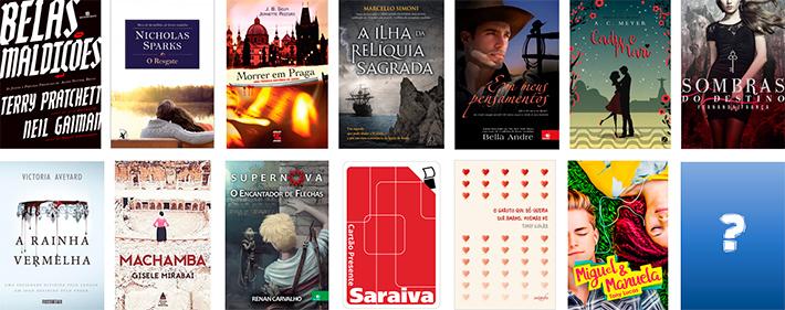 Sorteio de livros | Promoção: 6 anos do blog Além da Contracapa