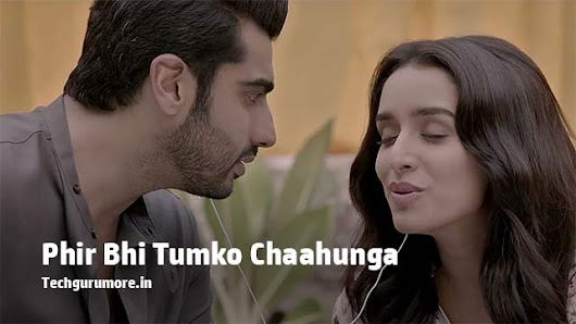 Phir Bhi Tumko Chaahunga Piano Notes - Half Girlfriend - Arijit Singh