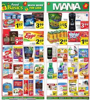 Food basics flyer this week November 9 - 15, 2017