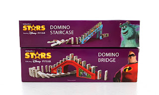 domino bridge staircase