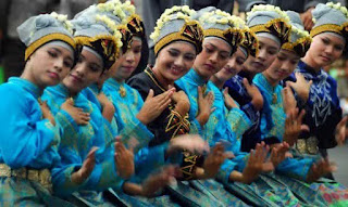 Tari Rateb Meuseukat Tarian Tradisional Dari Aceh