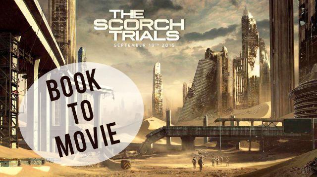 Runner scorch trials book maze