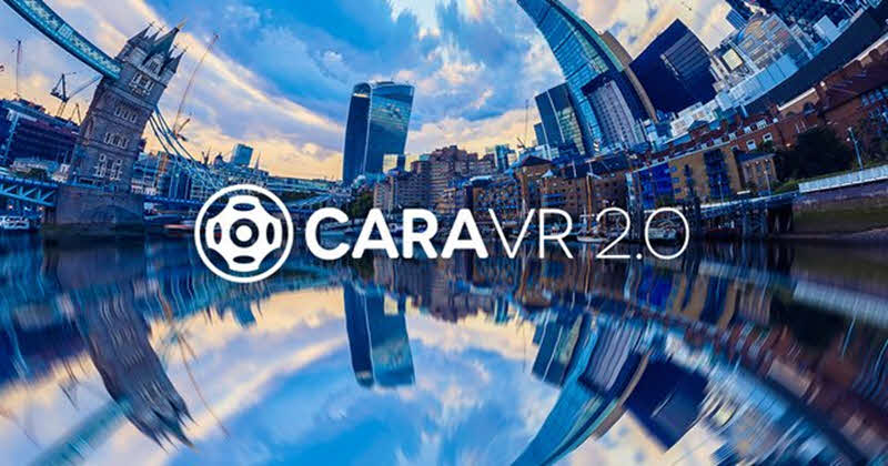 Cara VR 2 0 for Nuke released - Plugins Reviews and Download free