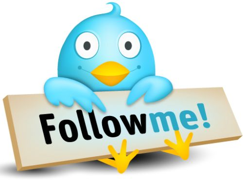 Follow Me On Twitter :)