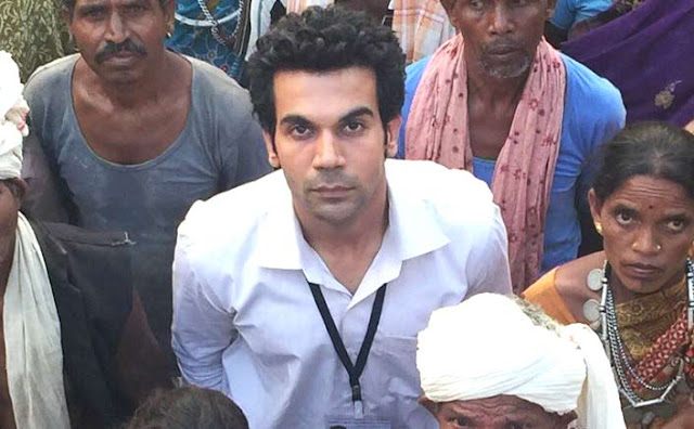 With Newton, Rajkummar Rao gives yet another deeply personal performance, crafted in realism.
