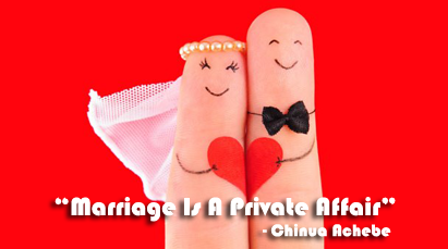 marriage is a private affair by chinua achebe