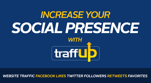 Traffup [get free followers, subscribers, views and likes] in all social media