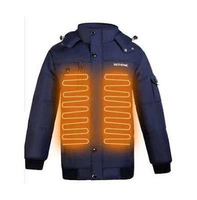 Heated Jacket Ultra