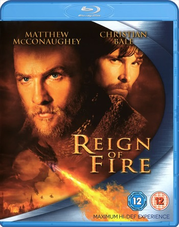 Reign of Fire 2002 Bluray Download