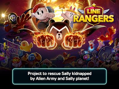 LINE Rangers Versi Apk Update Terbaru Gratis