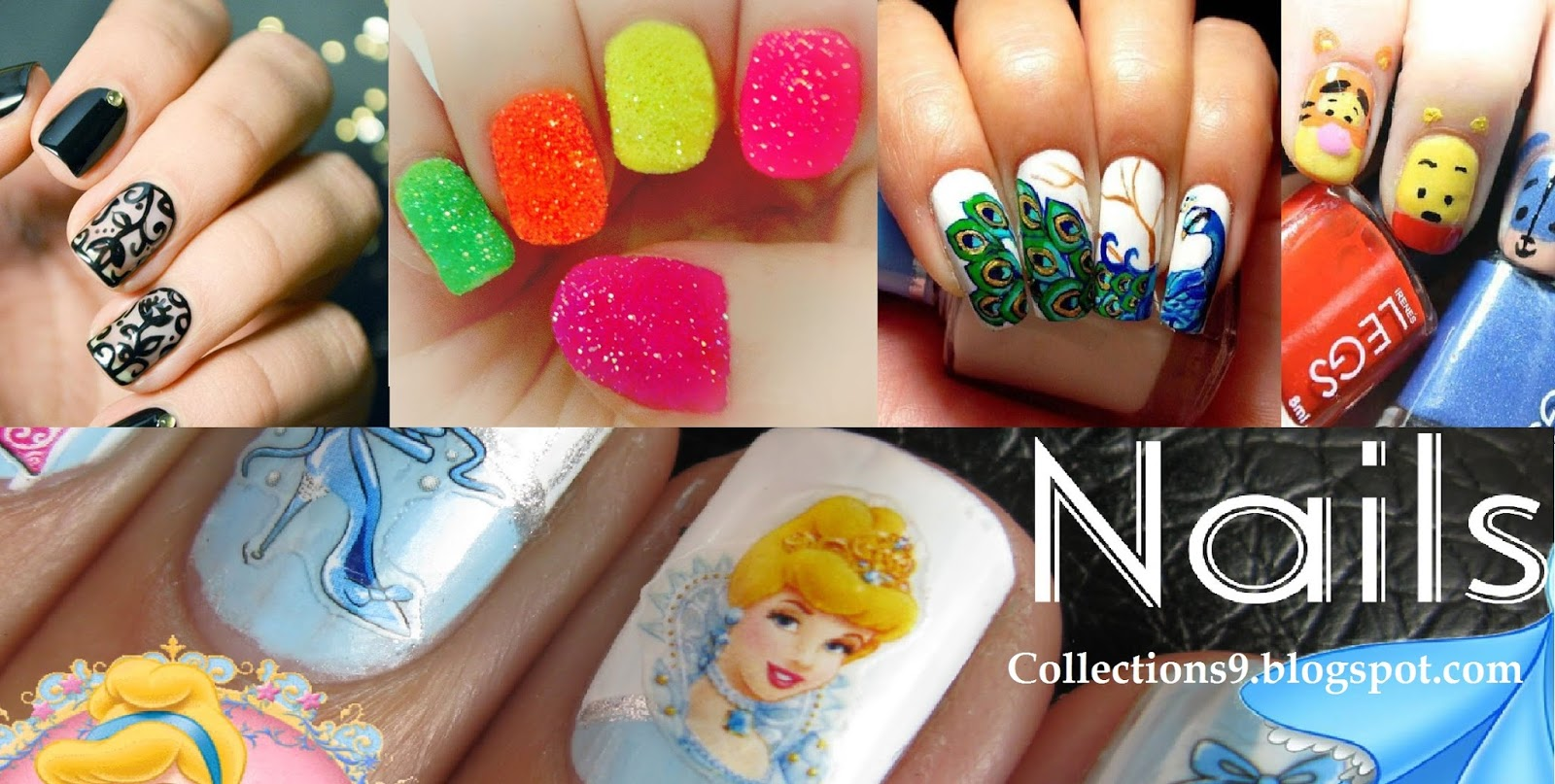 Nail Polish Designs Easy at Home Step by Step | NSA .blog